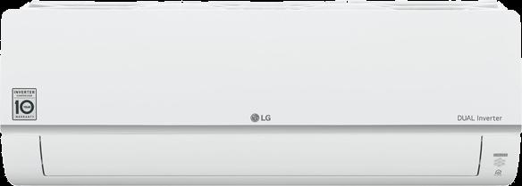 LG deluxe plus - ilmalämpöpumppu